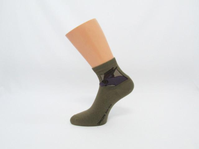 Art. 243 Şosete sport bumbac şi elastan-243-m41-capricorn-23-25