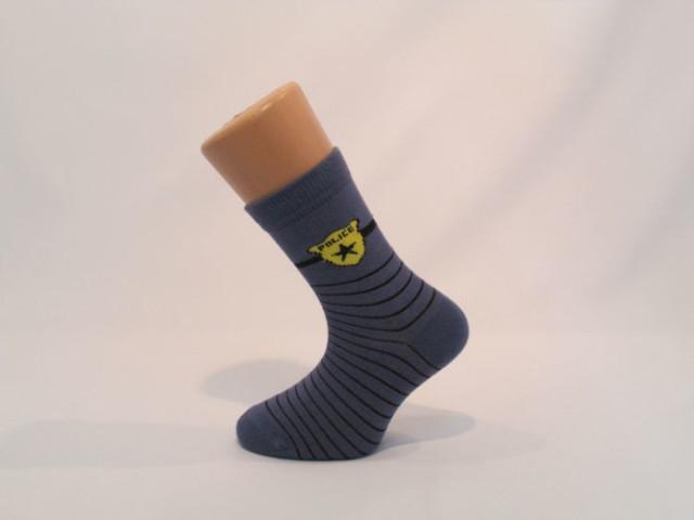 Art. 326 Şosete bumbac şi elastan-326-m43-jeans-18-20
