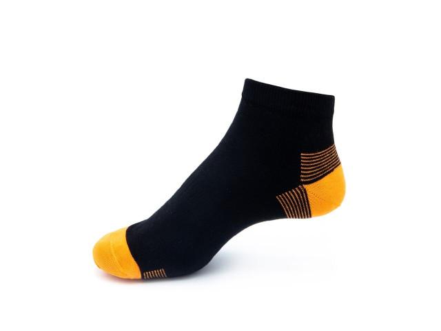 Art. 443 Şosete sport bumbac şi elastan-443-m38-orange-26-28