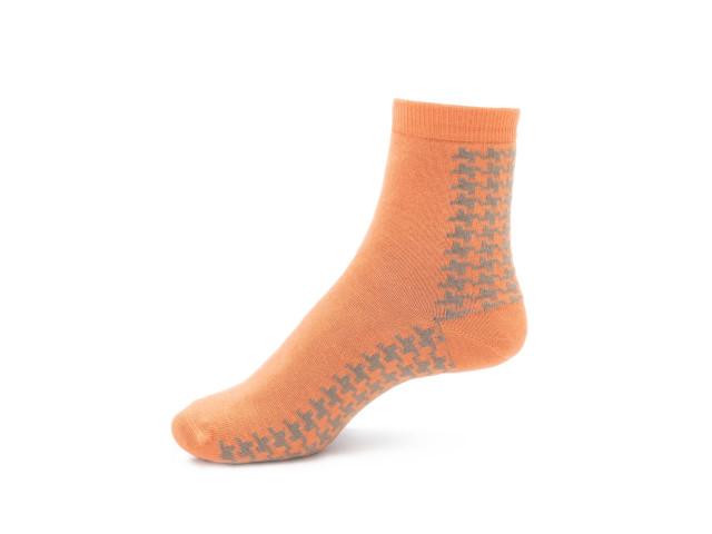 Art. 221 Şosete bumbac şi elastan-221-m17-orange-23-25