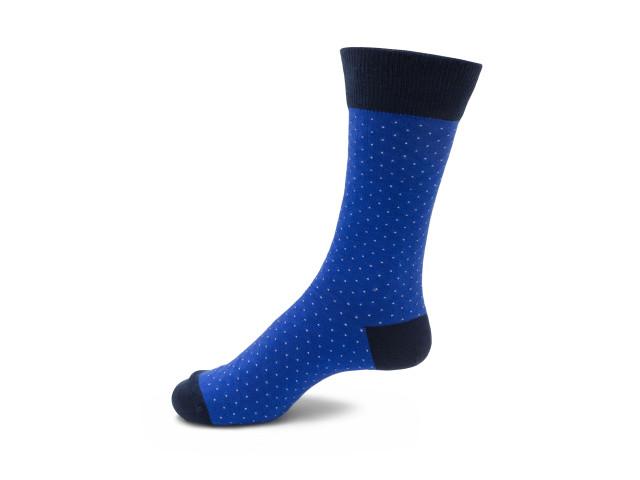 Set 7 perechi,art.728-Şosete casual din bumbac şi elastan,marime: 43-46