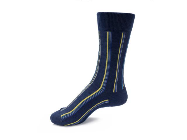 Set 7 perechi, Şosete casual din bumbac şi elastan, marime: 39-42 - model 728