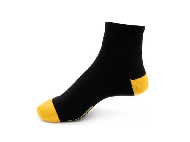 Art. 415 Şosete sport bumbac şi elastan-415-m26-negru-six-26-28