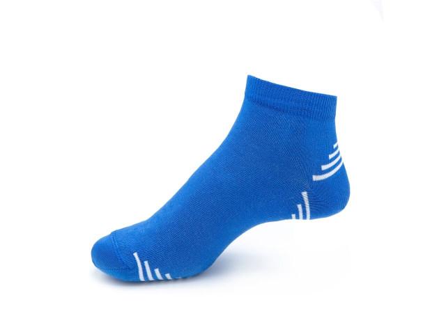 Art. 443 Şosete sport bumbac şi elastan-443-m39-albastru-26-28