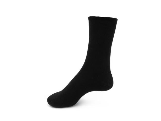 Art. 400 Şosete clasice 100% bumbac-400-m1-negru-28