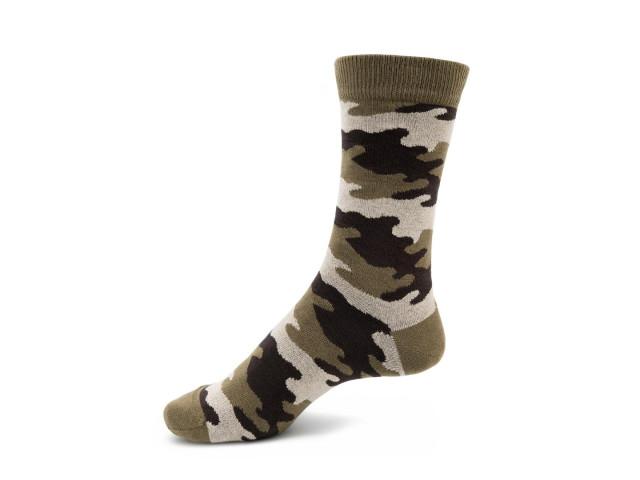Art. 426 Şosete bumbac şi elastan-426-m1-kaki-camuflaj-26-28