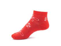 Art. 243 Şosete sport bumbac şi elastan-243-m68-rosu-23-25