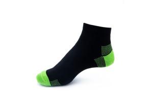 Art. 443 Şosete sport bumbac şi elastan-443-m38-verde-26-28